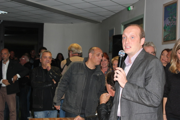 Laurent Marcangeli : « Notre volonté c'est de redonner la parole au peuple d'Ajaccio »