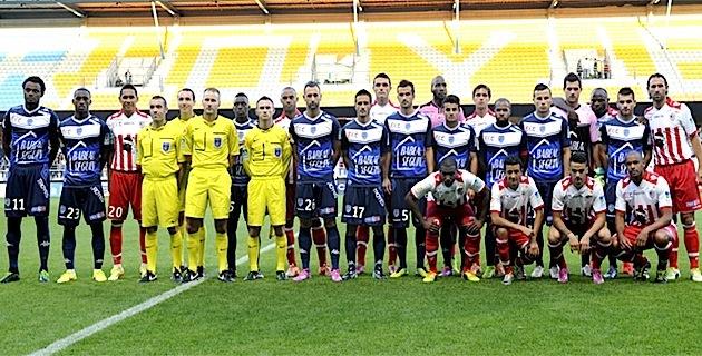 ACA-Troyes vu par Baptiste Gentili