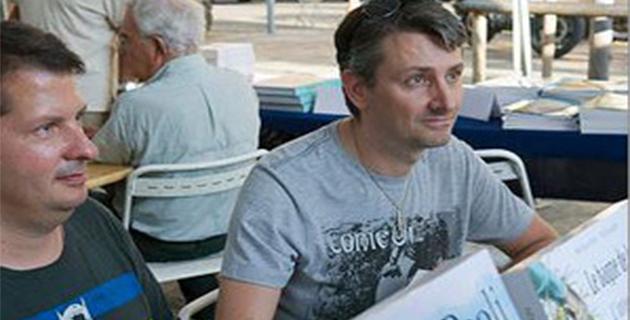 BD à Ajaccio : La vie en bulles de F. Bertocchini
