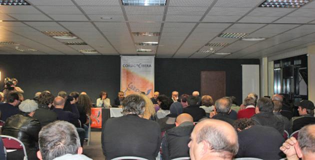 Corsica Libera rencontre ses sympathisants à Ajaccio,entre préparation de l'assemblée générale et élections municipales