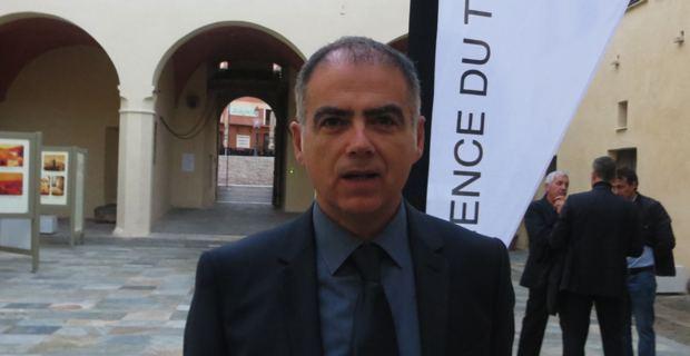 Didier Leonetti, directeur général de l'ATC.