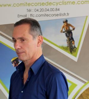 """Paul-Antoine Lanfranchi : """"Le comité corse de cyclisme est en état de mort clinique!"""""""