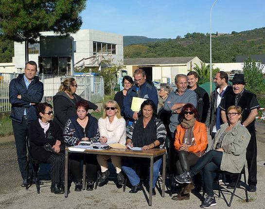 Vazzio : Le collectif et l'association seront reçus en préfecture mardi