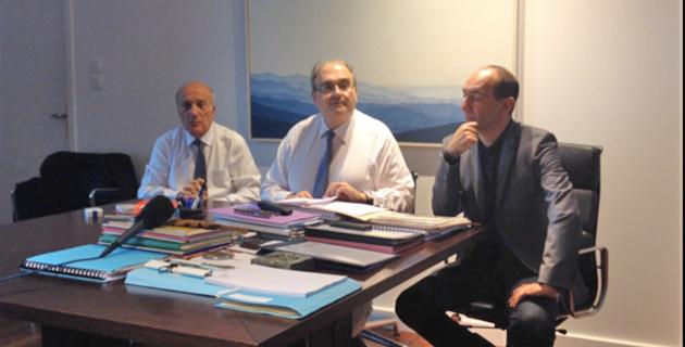 Affaire de la Bandera : Paul Giacobbi reçoit Pierre-Marie Geronimi