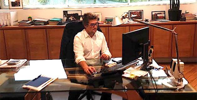 """Serge Santunione (MEDEF Corse) : """"Retrouver la confiance et la fierté d'entreprendre"""""""