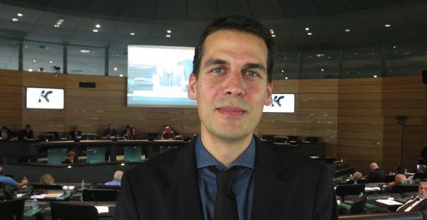 Jean François Leoni, directeur de la DISS (Direction des Interventions sociales et sanitaires)