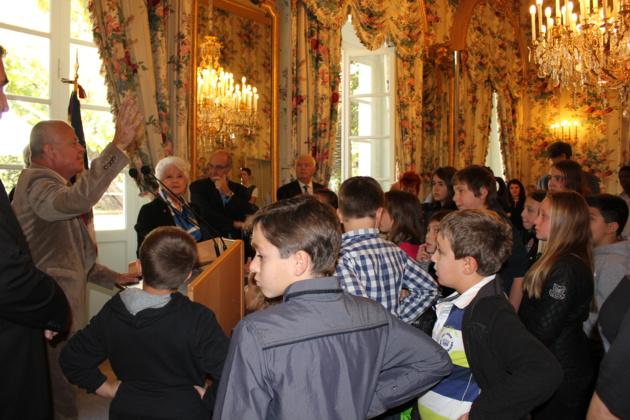 Ajaccio : Les prix de l'Education citoyenne aux scolaires de Grosseto-Prugna et à un lycéen ajaccien