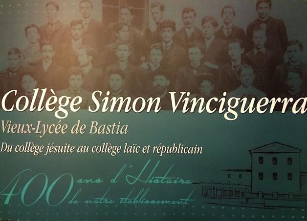 Bastia : L'histoire du collège Simon-Vinciguerra racontée par ses élèves