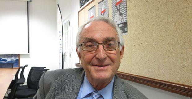 Georges Corm, ancien ministre des Finances du Liban, actuel professeur à l'université St Joseph de Beyrouth.