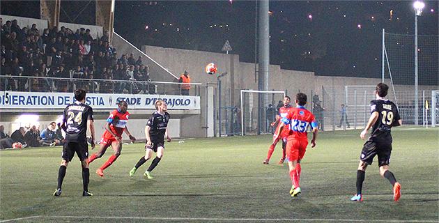 National : Le CAB tenu en échec par Fréjus-Saint-Raphaël (1-1)