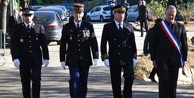 Sainte Genviève, patronne des gendarmes, honorée à Cauro