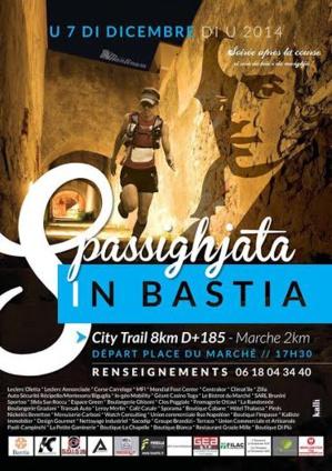 Spassighjata in Bastia : 600 coureurs et 80 marcheurs dans les rues de la ville