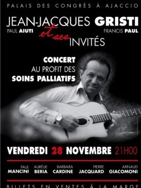 Concert Jazz in Aiacciu au profit des soins palliatifs