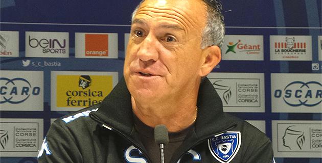 "Ghislain Printant (SC Bastia) : ""Rien ne m'a fait changer d'avis"""