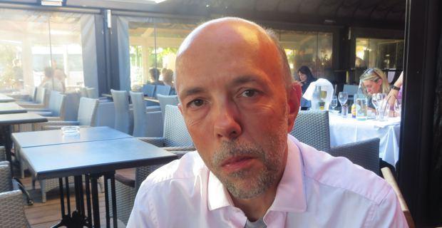 Jean-François Battini, vice-président de l'UMP de Corse du Sud et délégué régional de la droite forte.