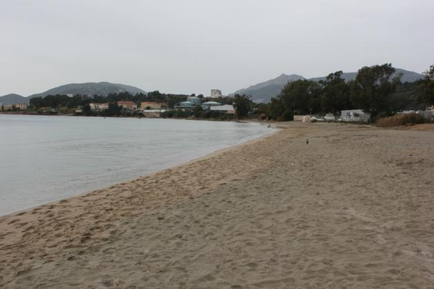 Ajaccio : Un corps retrouvé sur la plage du Ricanto