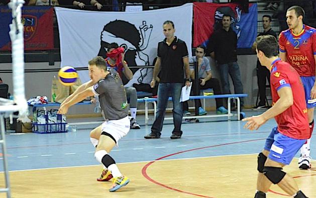 Volley-Ball-Lourde défaite du GFCA face à Lyon !