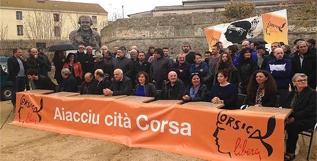 Liste Aiacciu cità corsa : « Sortir des années d'immobilisme »