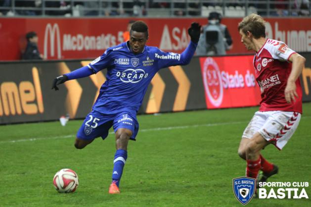 Le Sporting à Reims : A cinq minutes près…
