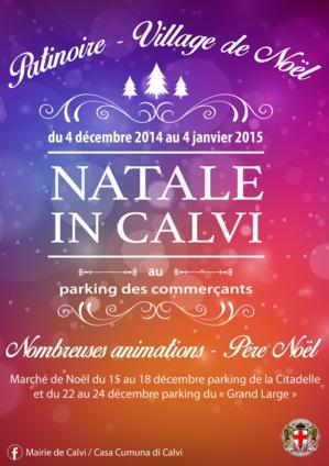 Natale in Calvi 2014 : Un mois d'animations