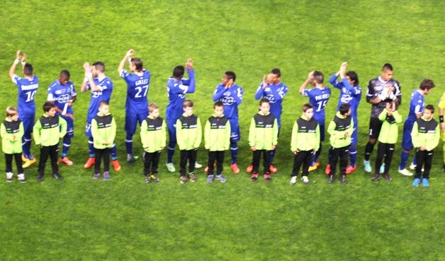 Evian vainqueur à Furiani : La mauvaise opération pour le Sporting !