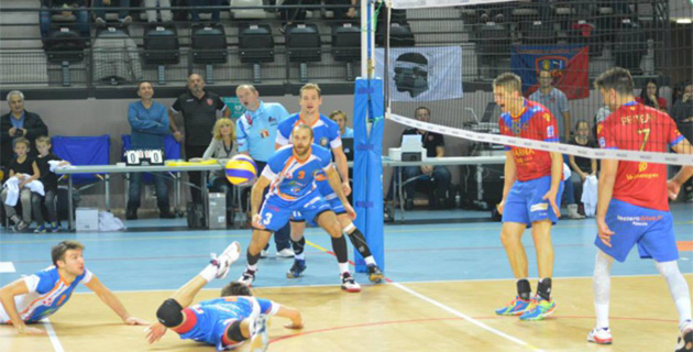 Volley-Ball : GFCA confirme face à Nantes