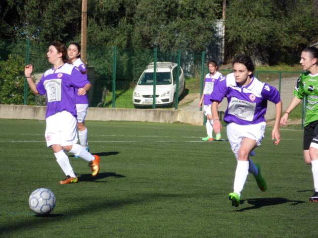 Une relance parfaite de la formation de Bastelicaccia ( photo R. Giordano )
