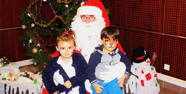 Succès pour le marché de Noël du CCAS de Calvi