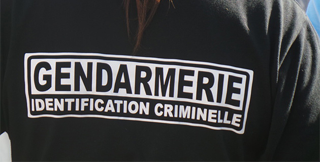 Cambia : Un cadavre avec des papiers d'identité sous des branchages…