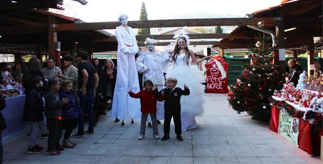 Biguglia a fait son marché de Noël