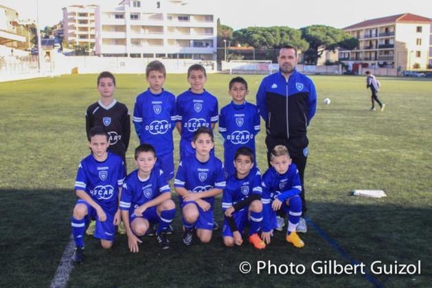 Le tournoi de Noël U11 du FC Calvi  au SC Bastia