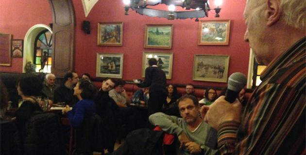 Café-philo de Bastia : Du café des Palmiers aux réseaux sociaux