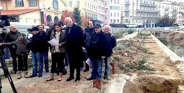 Aiacciu Cità Corsa et le parking Campinchi : La reprise des travaux devient indispensable