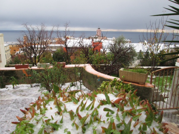 L'hiver a pris ses quartiers