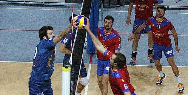 Volley : Le GFCA a peiné face à Montpellier