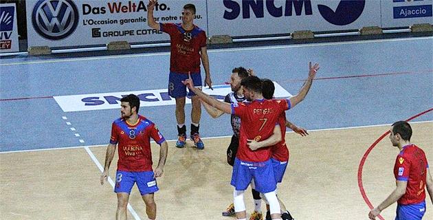 GFCA Volley : Une belle victoire pour terminer l'année