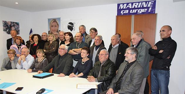 Ajaccio Bleu Marine : Une liste et un programme au plus près des besoins des Ajacciens