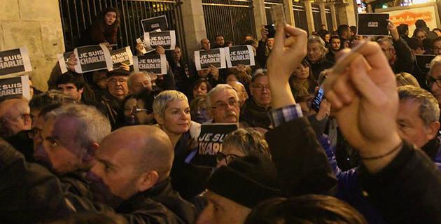 A Ajaccio et Bastia : Des centaines de personnes rassemblées pour dire non à l'horreur