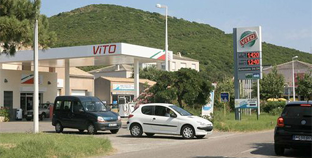 Carburants : L'Ultra Tec de Vito arrive en Corse