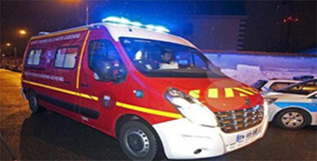 Bastia : La voiture s'encastre contre un arbre. Un mort