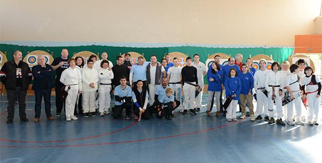 Championnat départemental de tir à l'arc le 25 janvier à Calvi