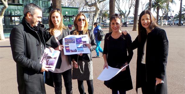 Les stations corses du Cluster Littoral d'Atout France à la conquête du marché brésilien