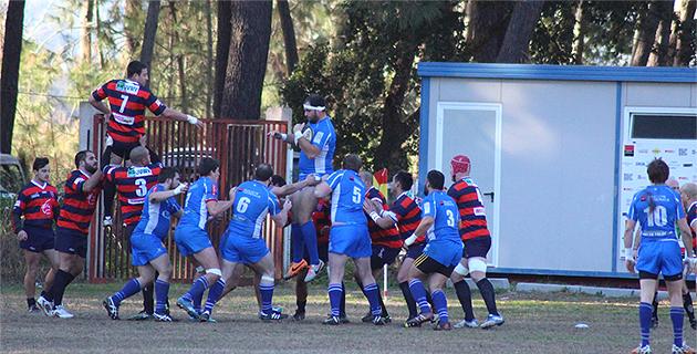 Bastia XV : Juste fait face à Cavaillon (19-15)