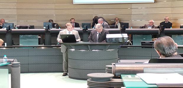 Conseil général de la Haute-Corse : François Orlandi élu président