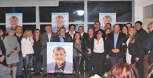 Municipale de L'Ile-Rousse : Hyacinthe Mattei a déposé sa liste