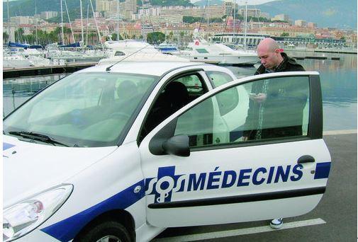 """""""SOS Medecins"""" est en grève"""