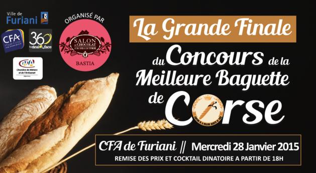 Meilleure Baguette de Corse : L'heure de la finale !