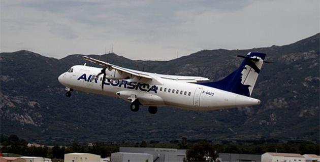 Les vols Calvi-Marseille-Calvi perturbés  depuis dimanche