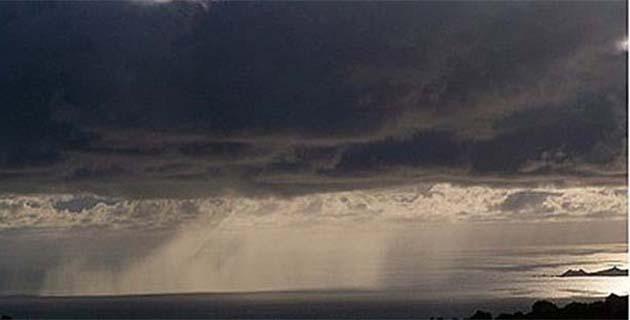 Vent, vagues, pluie-neige : Vigilance maintenue pour la Corse-du-Sud