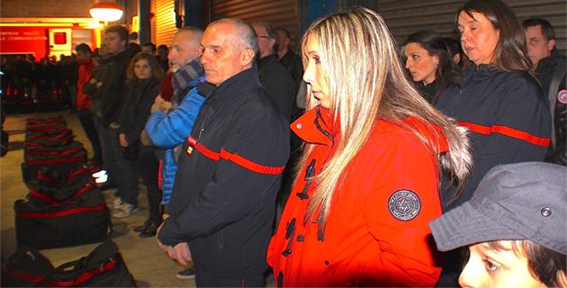 SDIS de Haute-Corse : 84 nouveaux sapeurs-pompiers volontaires